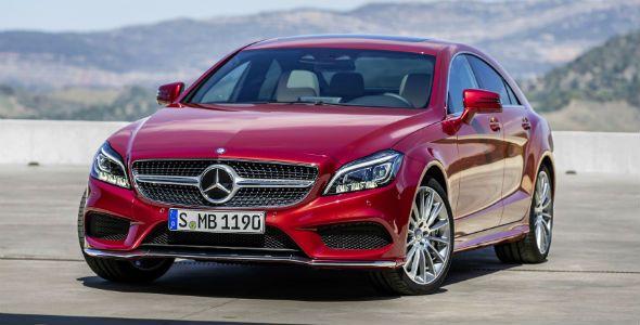 Mercedes CLS 2015, todos los detalles