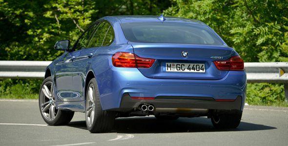 BMW Serie 4 Gran Coupé: presentación y prueba