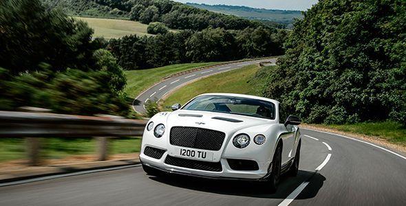 Nuevo Bentley Continental GT3-R, sólo 300 unidades