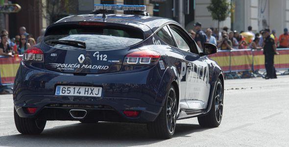 El Renault Mégane R.S., protagonista en la coronación de Felipe VI