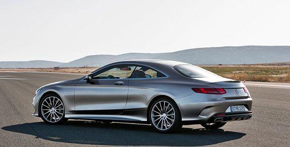 Mercedes Clase S Coupé 2015, precios e imágenes