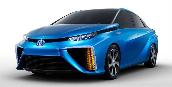 El Toyota FCV podría salir a la venta en 2015 como Toyota Mirai