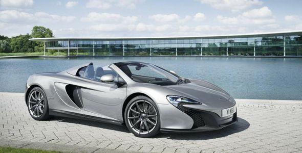 McLaren 650S MSO: solo 50 unidades