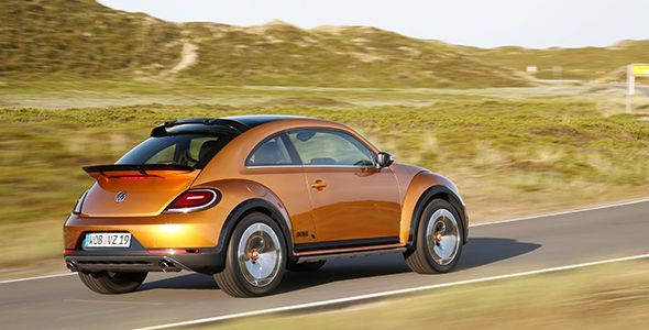 El VW Beetle Dune se comercializará
