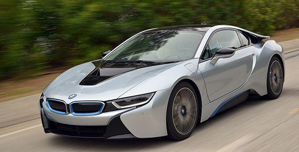 El BMW i8 se lanza en el Festival de Goodwood 2014