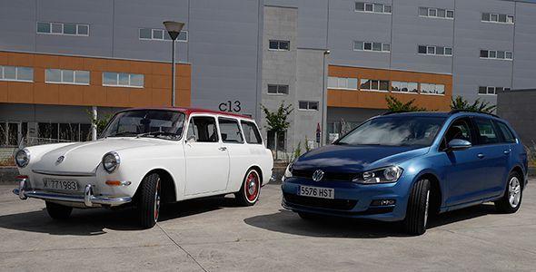 Volkswagen Golf Variant TDi BMT DSG 105 CV: la prueba del tiempo