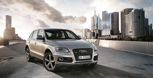Audi Q5 2.0 TDi 190 CV: nuevo motor más eficiente