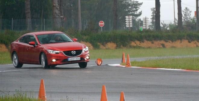 prueba Mazda 6 2.2 diésel manual 150 CV 2013, A Pastoriza, Rubén Fidalgo