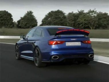 Vídeo: Audi A3 Clubsport Quattro Concept