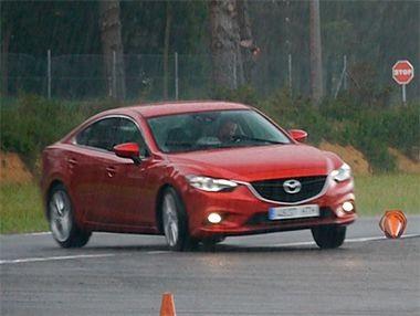 Vídeo prueba del Mazda6 2.2 DE Luxury + Pack Premium