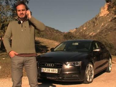 Vídeo prueba: Audi A5 Sportback TFSI