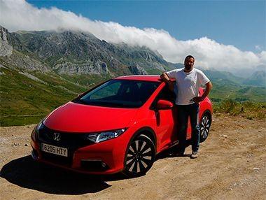 Vídeo prueba: Honda Civic 1.6 iDTEC 120 CV