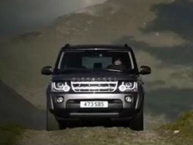 Land Rover Discovery, la bestia en movimiento