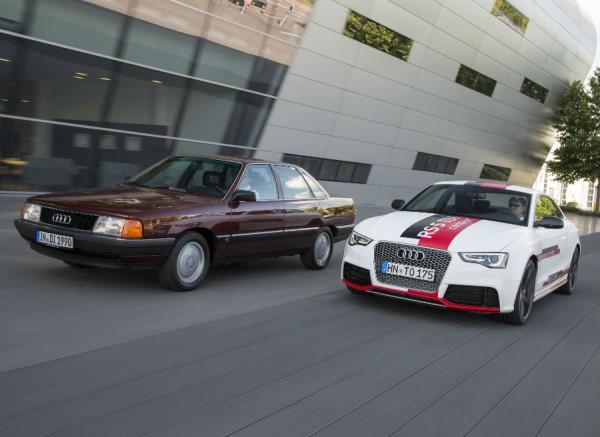 Audi y el TDI, 25 años de historia.