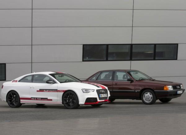 Audi es una marca pionera en lo que se refiere a la tecnología turbodiésel.