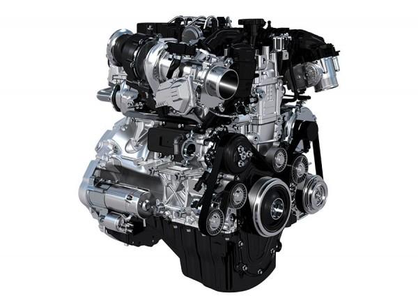 Motores Ingenium Jaguar
