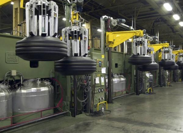 La fabricación de un neumático es un proceso mucho más complejo de lo que puedas pensar.