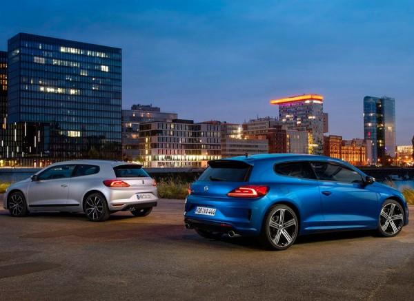 Nuevo VW Scirocco 2015