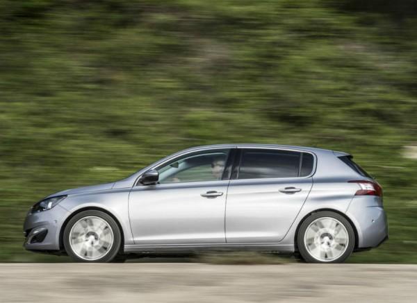 El Peugeot 308 es cada vez más eficiente.