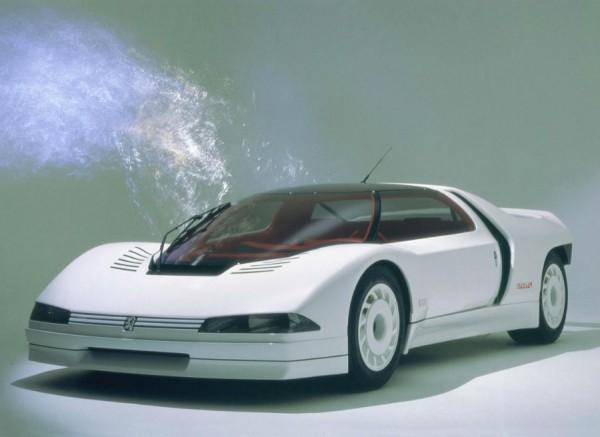 Peugeot Quasar 1984