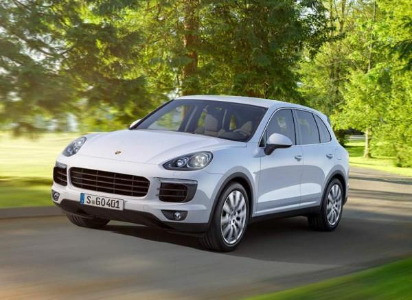 La llegada del nuevo Porsche Cayenne al mercado español está prevista para el 11 de octubre.
