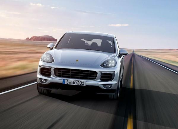 El diseño exterior del nuevo Porsche Cayenne es algo más anguloso que el anterior.