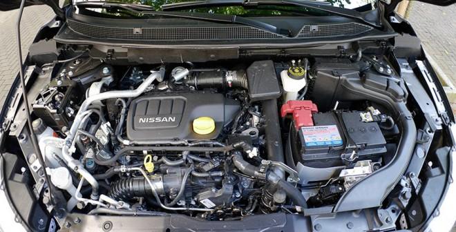 Prueba Nissan Qashqai 1.6 dci 130 CV 4x4 tekna 2014, motor, Rubén Fidalgo