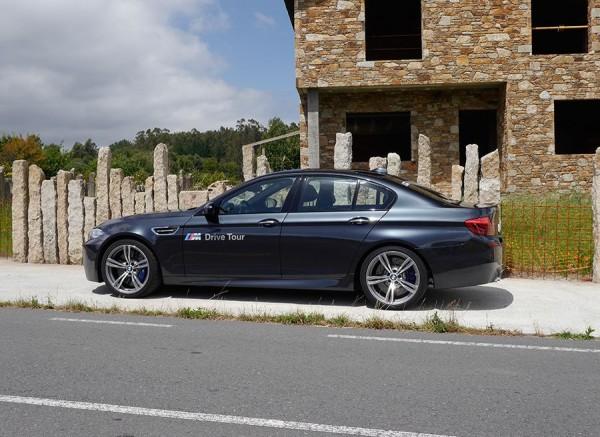 Prueba gama BMW M 2014, Coruña, Rubén Fidalgo