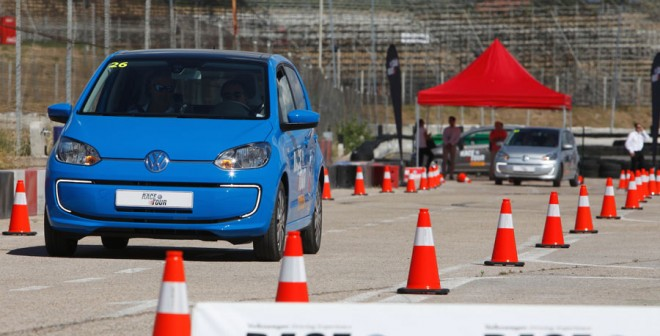 VW Race Tour 2014