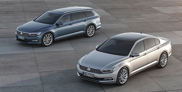 Nuevo Volkswagen Passat 2015: los precios