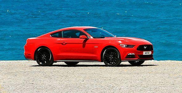 Se inicia la producción del nuevo Ford Mustang 2015