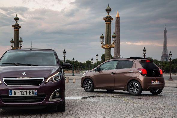 Probamos el Peugeot 108, ya a la venta en España