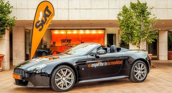 Sixt, la compañía de alquiler con la mayor oferta de coches de alta gama