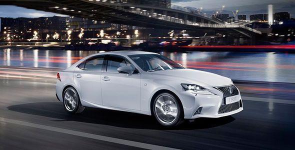 Mejoras en el Lexus IS 250