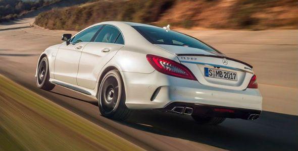 Ya están aquí los nuevos Mercedes CLS 63 AMG Shooting Brake y Coupé 2015