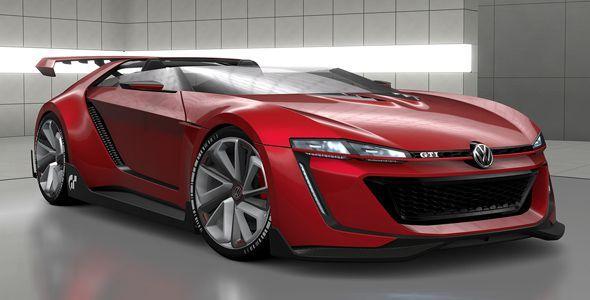 Vision Gran Turismo: los coches exclusivos para Gran Turismo 6