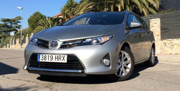 Toyota Auris ST 2013: un familiar a tener en cuenta