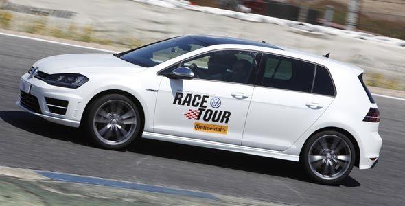 VW Race Tour: cada prueba, en 10 pasos