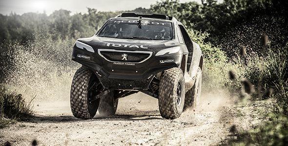 Las 10 claves del Peugeot 2008 de Carlos Sainz para el Dakar 2015