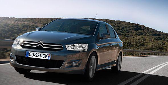 Nuevo Citroën C-Elysée Millenium serie especial 2014