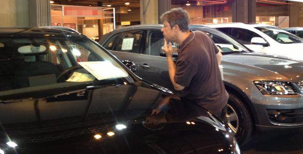 "Trucos para comprar o vender un coche ""por el olfato"""