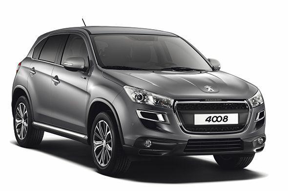 Nuevo Peugeot 4008 Crossway 2014, con más equipamiento tecnológico