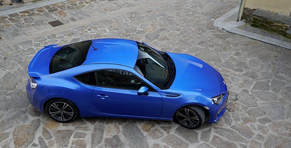 Se prepara la nueva generación del Subaru BRZ