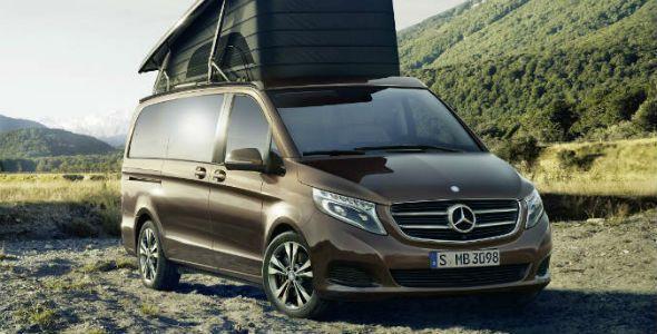 Mercedes Marco Polo, una casa sobre ruedas