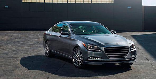 El Hyundai Genesis 2015 llega a España