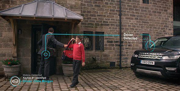 Jaguar y Land Rover presentan el coche inteligente