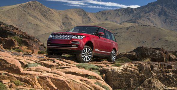El Range Rover mejora sus prestaciones y añade equipamiento