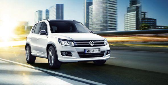 Volkswagen Tiguan CityScape: nueva versión ya a la venta