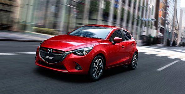Comienza la producción del Mazda2 2015