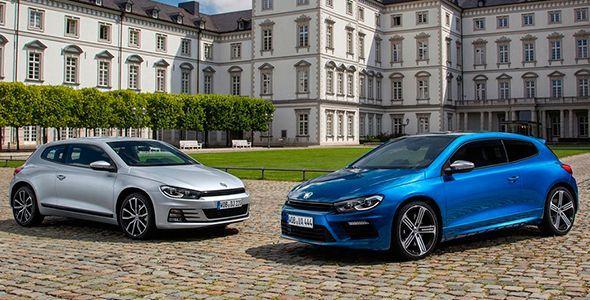 El renovado VW Scirocco llega a España en agosto desde 17.500 €